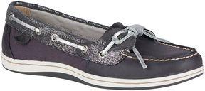 Sperry Barrelfish Metallic Boat Shoe