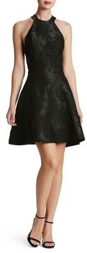 Dress the Population Women's Hannah Fit & Flare Dress