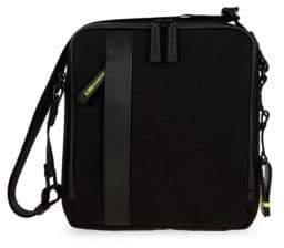Bric's Moleskin Crossbody Bag