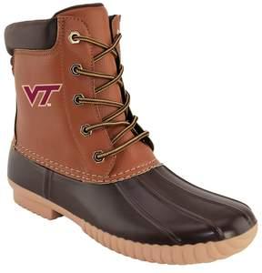 NCAA Men's Virginia Tech Hokies Duck Boots