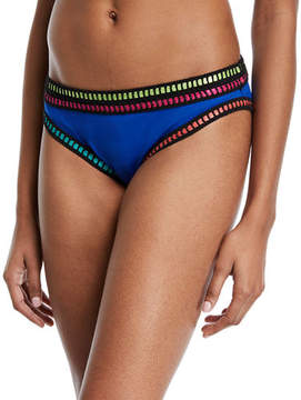 LaBlanca La Blanca Threading Along Hipster Swim Bikini Bottom