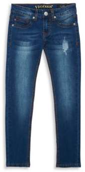 Vigoss Girl's Rips Repair Ski Jeans