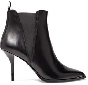 Acne Studios Jemma Leather Ankle Boots - Black