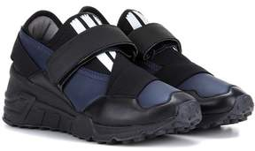 Y-3 Astral leather sneakers