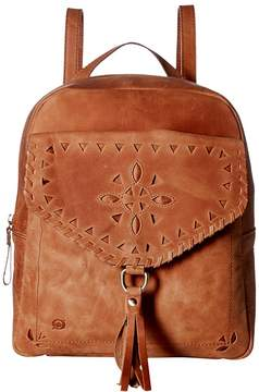 Børn Amherst Distressed Perforated Backpack Backpack Bags