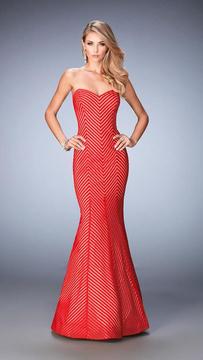 La Femme - Prom Dress 22744