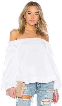 Revolve off shoulder top