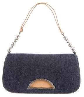 Christian Dior Denim Malice Bag