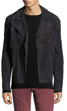 Joe's Jeans Oversized Suede Jacket