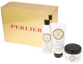 Perlier Shea Butter 3-piece Kit with Gift Box