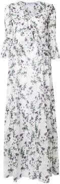 Blumarine floral full dress