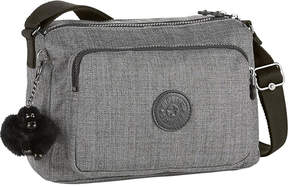 Kipling Reth nylon messenger bag - BLACK SCALE EMB - STYLE
