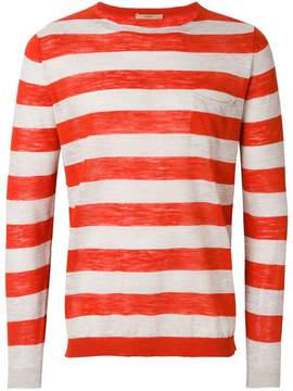 Nuur striped sweatshirt