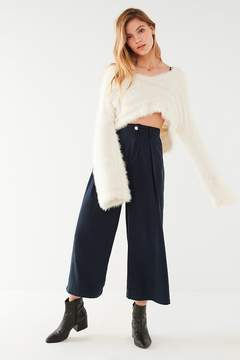 BDG Sally Mid-Rise Pleated Wide-Leg Pant