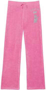 Juicy Couture Velour Scottie Crystals Mar Vista Pant for Girls