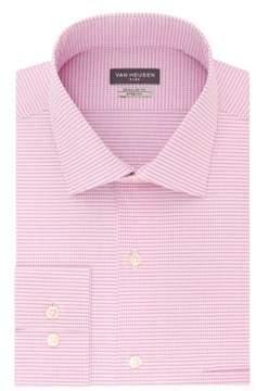 Van Heusen Regular-Fit Printed Dress Shirt