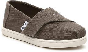 Toms Boys Alpargata Toddler Sneaker