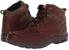 Dunham Exeter Gore-Tex Moc Toe Chukka Waterproof Men's Lace-up Boots