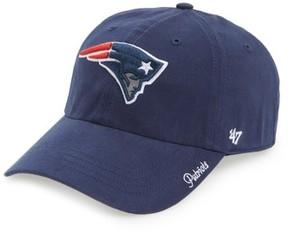 '47 Women's New England Patriots Cap - Blue