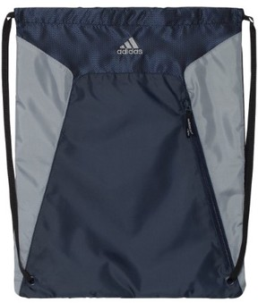 adidas Gym Sack A312-Collegiate Navy/Grey