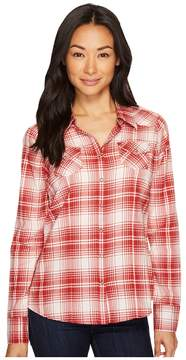 Aventura Clothing Lexi Long Sleeve Women's Long Sleeve Button Up