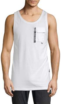 ProjekRaw PROJEK RAW Men's Classic Cotton Jersey Tank Top
