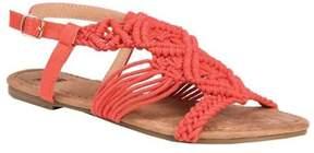 Muk Luks Women's Elise Flat Sandal