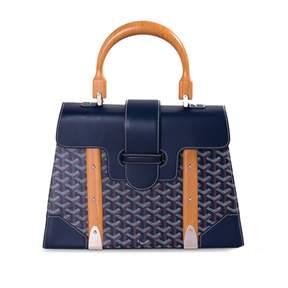 Goyard Saïgon cloth handbag