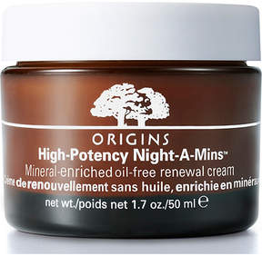 Origins High Potency Night-A-Mins⢠mineral-enriched oil-free renewal cream