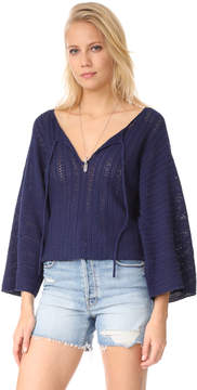 Ella Moss Caprisa Knit Sweater