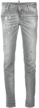 DSQUARED2 distressed Jennifer jeans
