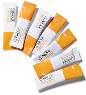 Clinique Fresh Pressed Renewing Powder Cleanser Set - 0.4 fl. oz. Each