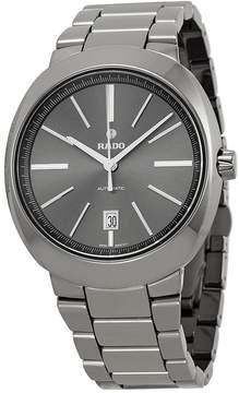 Rado D-Star Automatic Grey Dial Ceramic Men's Watch