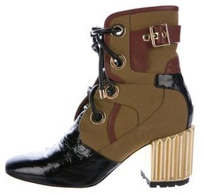 Christian Dior Glorious Ankle Boots
