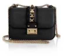 VALENTINO GARAVANI Rockstud Lock Mini Shoulder Bag