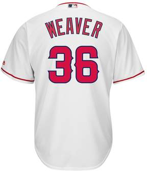 Majestic Men's Los Angeles Angels of Anaheim Jared Weaver Cool Base Replica MLB Jersey