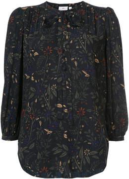 AG Jeans floral print blouse
