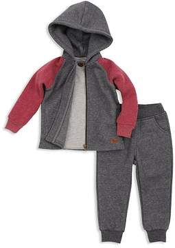 7 For All Mankind Boys' Hoodie, Tee & Joggers Set - Baby