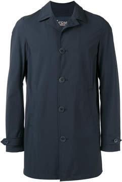 Herno midi raincoat