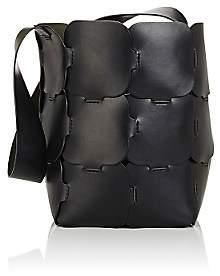 Paco Rabanne Women's 16#01 Hobo Mini Bucket Bag - Noir