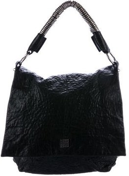 Givenchy Grained Leather Shoulder Bag