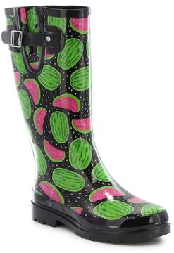 Western Chief Wacky Watermelon Rain Boot