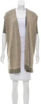 White + Warren Oversize Knit Cardigan