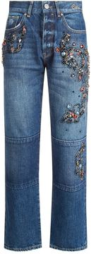Pinko Cara Relaxed-Fit Jeans