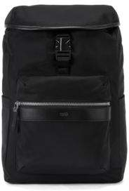 HUGO BOSS Nylon Rucksack Digital L Backp One Size Black