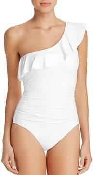 LaBlanca La Blanca Flirt One Shoulder One Piece Swimsuit