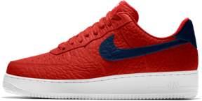 Nike Force 1 Premium iD (Washington Wizards) Shoe