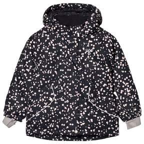 Hummel Lindsey Ski Jacket Multi Colour Girls