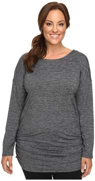 Lucy Extended Manifest Long Sleeve Tunic Women's Long Sleeve Pullover