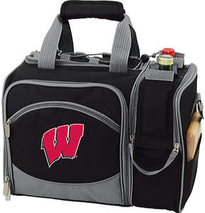 Picnic Time Malibu Wisconsin Badgers Embroidered